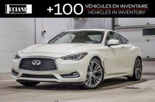 Used 2017 Infiniti Q60 2.0T AWD for sale in Montréal, QC