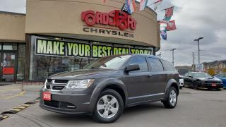 Used 2015 Dodge Journey Canada Value Pkg BLUETOOTH CLEAN CARPROOF 1 OWNER for sale in Toronto, ON