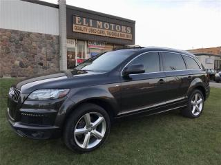 Used 2012 Audi Q7 Premium Plus | Navi | Backup Cam | Bluetooth | for sale in North York, ON