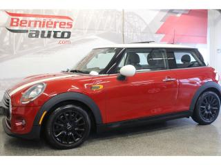 Used 2017 MINI Cooper Cuir + Toit Pano for sale in Lévis, QC