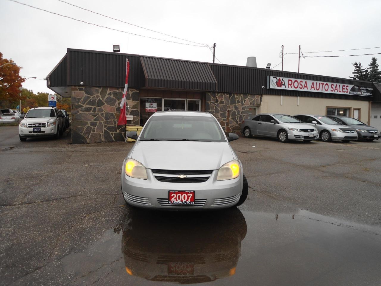 2007 Chevrolet Cobalt AUTO, NO RUST, AUX,CD, POWER LOCKS, ICE COLD AC, C