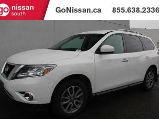 Used 2013 Nissan Pathfinder SV, AWD, BACKUP CAMERA, HEATED SEATS for sale in Edmonton, AB
