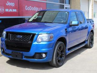 Used 2010 Ford Explorer Sport Trac Sport Trac Adrenalin / GPS Navigation / Sunroof / Back Up Camera for sale in Edmonton, AB