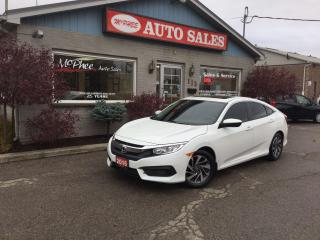 Used 2016 Honda Civic EX for sale in London, ON