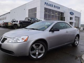 Used 2007 Pontiac G6 ONE OF A KIND CONVERTIBLE MINT CONDITION for sale in Peace River, AB