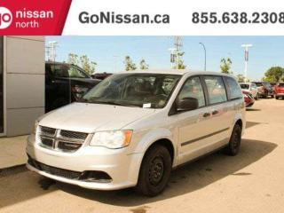 Used 2012 Dodge Grand Caravan CRUISE CONTROL,POWER WINDOWS, POWER MIRRORS, POWER LOCKS, BLUETOOTH, A/C WITH REAR CONTROLS AND BLUETOOTH!!! for sale in Edmonton, AB
