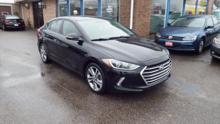 Used 2017 Hyundai Elantra GLS/BACKUP CAMERA/SUNROOF/$$17900 for sale in Brampton, ON