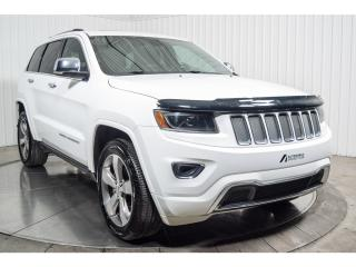 Used 2014 Jeep Grand Cherokee Ltd Cuir Toit Nav for sale in St-Hubert, QC