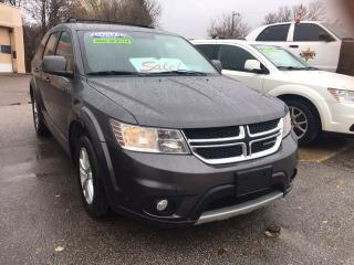 Used 2014 Dodge Journey SXT for sale in Orillia, ON