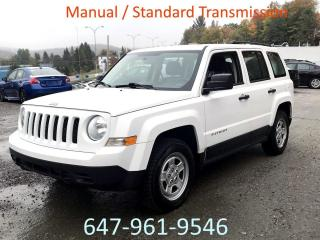 Used 2011 Jeep Patriot SPORT for sale in Mississauga, ON