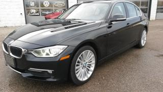 Used 2014 BMW 3 Series 328d xDrive for sale in Guelph, ON