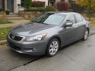Used 2010 Honda Accord EX-L, NO ACCIDENTS, NEW TIRES, CERTIFIED, LEATHER for sale in Toronto, ON