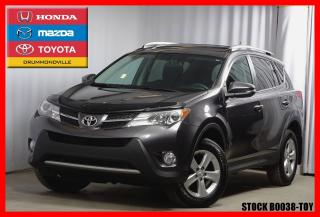 Used 2014 Toyota RAV4 Xle / T.ouvrant for sale in Drummondville, QC