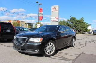 Used 2012 Chrysler 300 C AWD |LIMITED | ONE OWNER | AS TRADED | 1 OWNER| | for sale in Etobicoke, ON