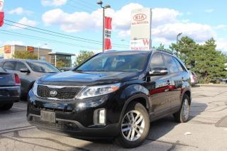 Used 2014 Kia Sorento LX | Heated Seat | Parking Sensor | Bluetooth for sale in Etobicoke, ON