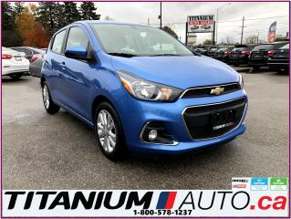 Used 2016 Chevrolet Spark LT-Camera-Sunroof-Apple CarPlay-Android Auto-ECO- for sale in London, ON