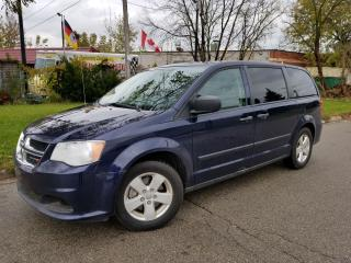 Used 2015 Dodge Grand Caravan CANADA VALUE PACKAGE for sale in Mississauga, ON