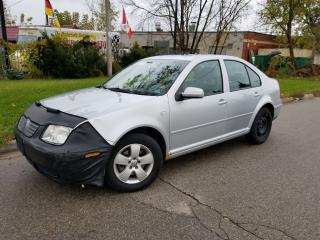 Used 2003 Volkswagen Jetta GLS,LEATHER,SUNROOF for sale in Mississauga, ON
