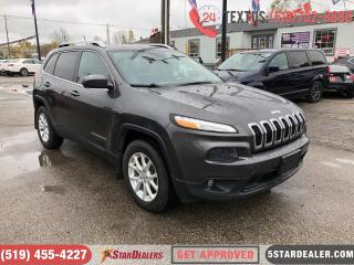Used 2014 Jeep Cherokee North | V6 | 4X4 for sale in London, ON