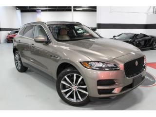 Used 2017 Jaguar F-PACE 35t PRESTIGE   LOW KMS   CLEAN CARPROOF for sale in Vaughan, ON