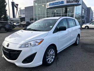 Used 2013 Mazda MAZDA5 GS for sale in North Vancouver, BC