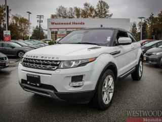 Used 2013 Land Rover Evoque Pure for sale in Port Moody, BC