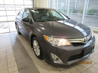 Used 2012 Toyota Camry XLE (A6) for sale in Toronto, ON