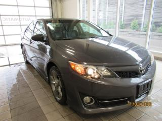 Used 2012 Toyota Camry SE (A6) for sale in Toronto, ON