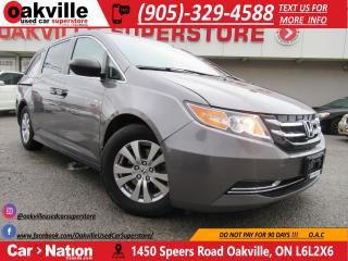 Used 2014 Honda Odyssey SE   B/U CAMERA   8 PASSENGER   ULTRA LOW KM! for sale in Oakville, ON