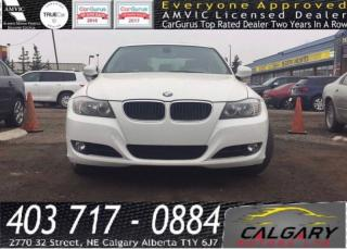 Used 2011 BMW 3 Series 4dr Sdn 328i xDrive AWD for sale in Calgary, AB