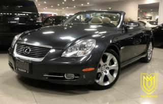 Used 2008 Lexus SC 430 PEBBLE BEACH ED for sale in North York, ON