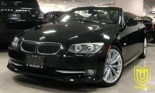 Used 2011 BMW 3 Series Cabriolet 335i for sale in North York, ON
