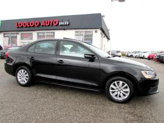 Used 2014 Volkswagen Jetta SE 1.8L AUTOMATIC SUNROOF CERTIFIED 2YR WARRANTY for sale in Milton, ON