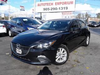 Used 2015 Mazda MAZDA3 GS Auto Navi/Camera/Htd Seats for sale in Mississauga, ON