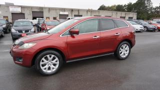 Used 2007 Mazda CX-7 GT2A AUTO SUNROOF LEATHER NAVIGATION CAMERA for sale in Milton, ON