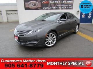 Used 2015 Lincoln MKZ Reserve  NAV BS CS 4X-HS MEM CAM P/TRUNK 19