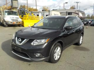 Used 2016 Nissan Rogue SV 2WD for sale in Burnaby, BC