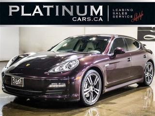 Used 2011 Porsche Panamera S, V8, Sport CHRONO, NAV, SUNROOF, CAM for sale in Toronto, ON