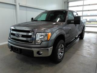 Used 2014 Ford F-150 SuperCrew XLT 4X4 for sale in Lévis, QC