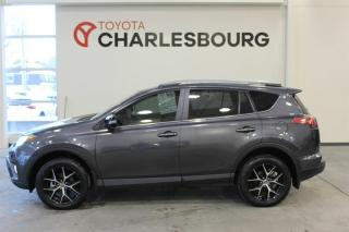 Used 2018 Toyota RAV4 SE AWD for sale in Québec, QC