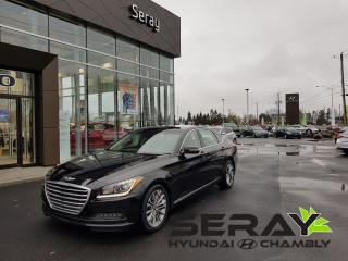 Used 2015 Hyundai Genesis 3.8 Luxury, Cuir for sale in Chambly, QC