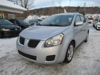 Used 2009 Pontiac Vibe Familiale for sale in Québec, QC