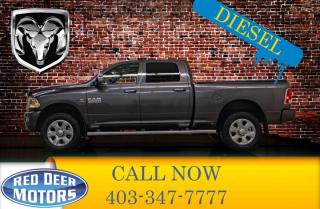 Used 2015 RAM 3500 4x4 Crew Cab Limited Diesel for sale in Red Deer, AB
