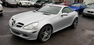 Used 2006 Mercedes-Benz SLK280 Roadster 2 portes, 3,0 L for sale in St-Hubert, QC