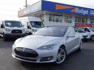 Used 2015 Tesla Model S Full Size Luxury 85D, Low Kms for sale in Vancouver, BC