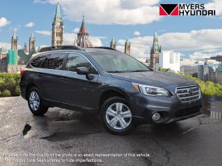 Used 2017 Subaru Outback 2.5i for sale in Bells Corners, ON