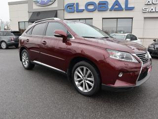 Used 2015 Lexus RX 350 AWD SPORTDESIGN WOOD TRIM NAV. MORE.... for sale in Ottawa, ON