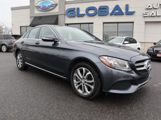 Used 2015 Mercedes-Benz C 300 C300 4MATIC NAV. REV. CAM PANOR ROOF. for sale in Ottawa, ON
