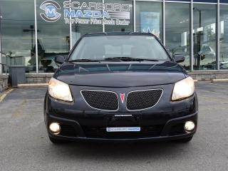 Used 2006 Pontiac Vibe LOAD AUTOMATIC HATCHBACK for sale in Scarborough, ON