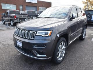 New 2019 Jeep Grand Cherokee Summit|NAV|BACKUP CAM|PANO SUNROOF for sale in Concord, ON